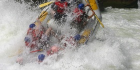 High Water Rafting & Sunset Cruise Winter Special