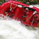 Bundu High Water Rafting Zambezi