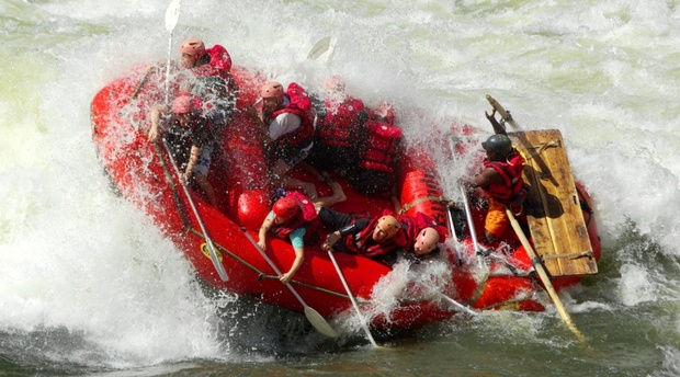 Bundu Zambezi White Water Rafting