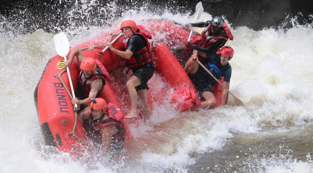 Zambezi Rafting High Water season