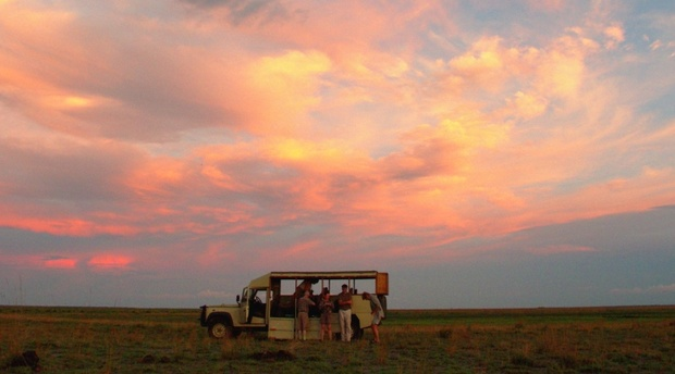 affordable camping safaris Zambia, Liuwa National Park