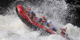 High Water Rafting Special - valid until end of May 2019!!
