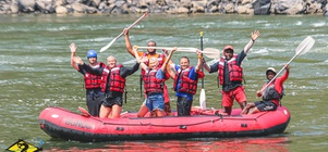 Super discounted rates for our rafting trips!