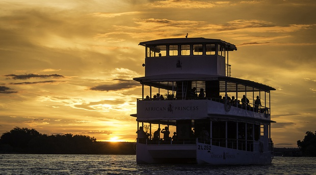 Rafting and Sunset Cruise Combo