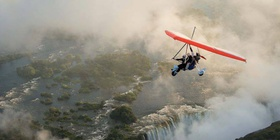 Get 25% discount for a Microlight Flight
